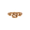 Antique Victorian 18k Love Knot Ring