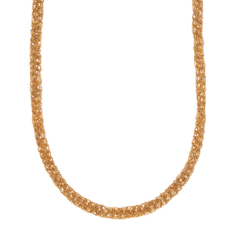 Arielle de Pinto Pipette Necklace in Gold - 20""