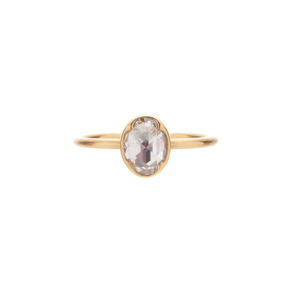 Gabriella Kiss 18k Diamond Ring 1.27ct
