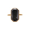 Gabriella Kiss 18k Foggy Black Diamond 8.58 ct Ring