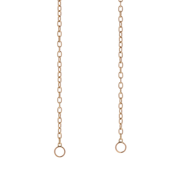 Marla Aaron 14k Yellow Gold Pulley Chain