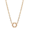 Harwell Godfrey 18k Diamond Foundation Necklace - 18""