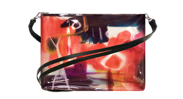 Graffiti Crossbody Bag