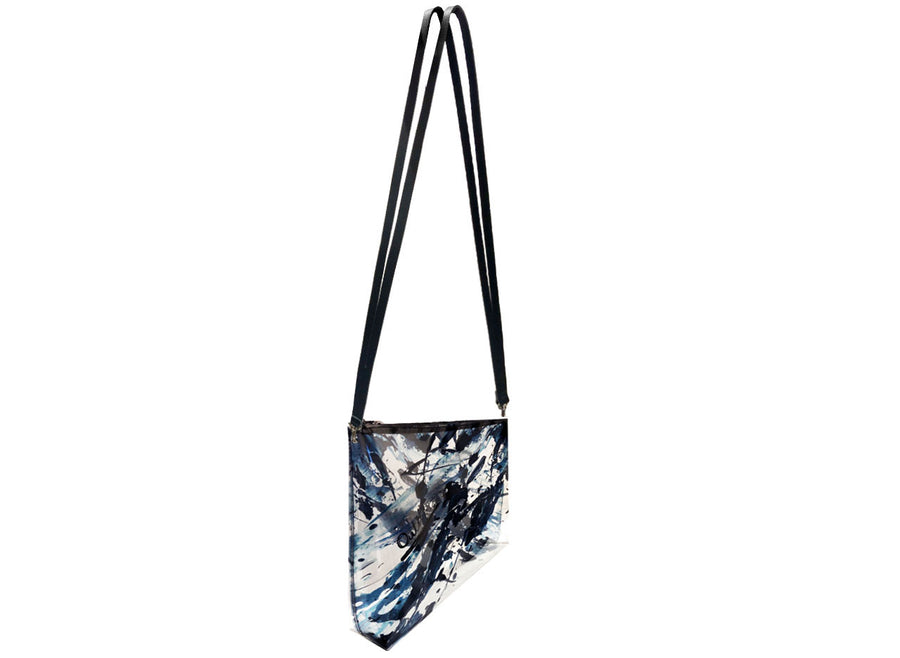 Splatter Crossbody Bag