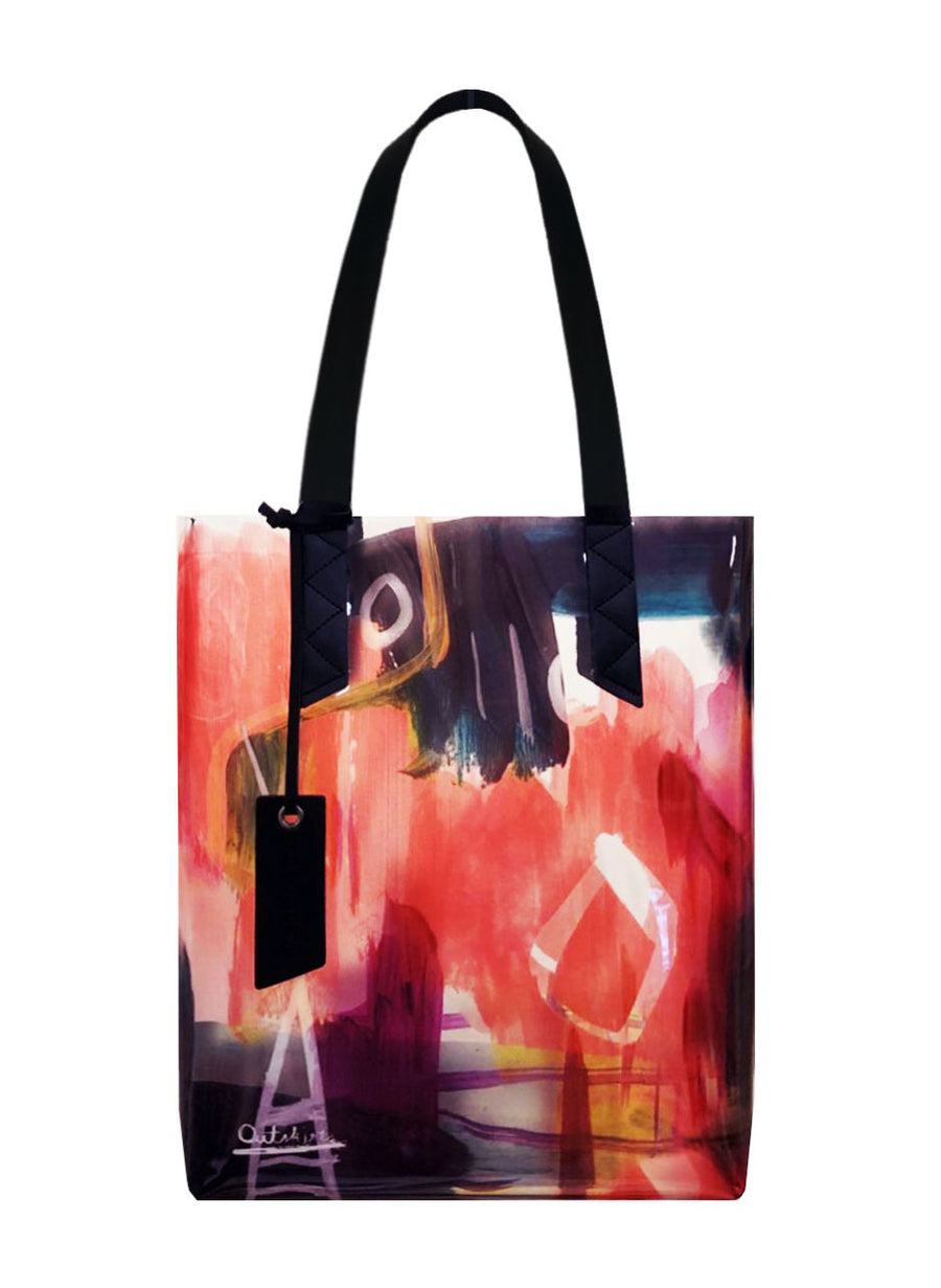Graffiti Medium Tote