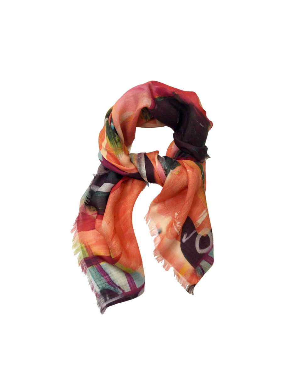 Graffiti Scarf