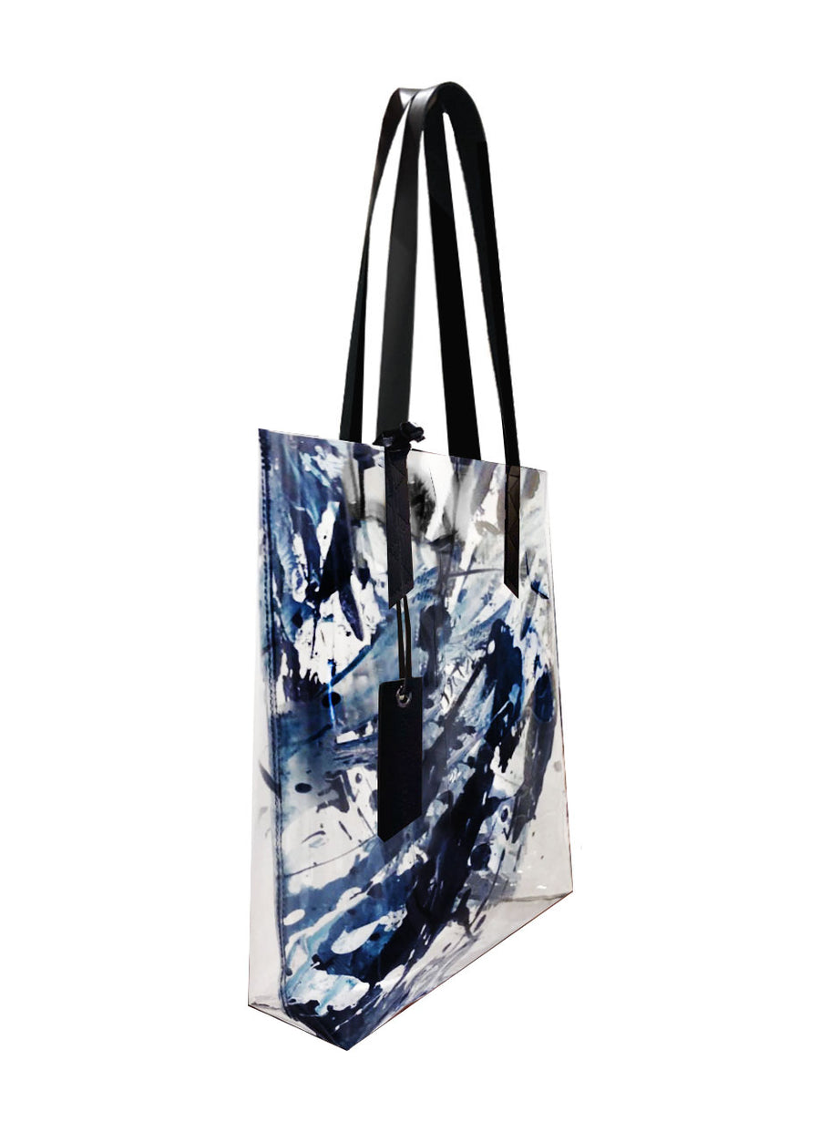 Splatter Medium Tote