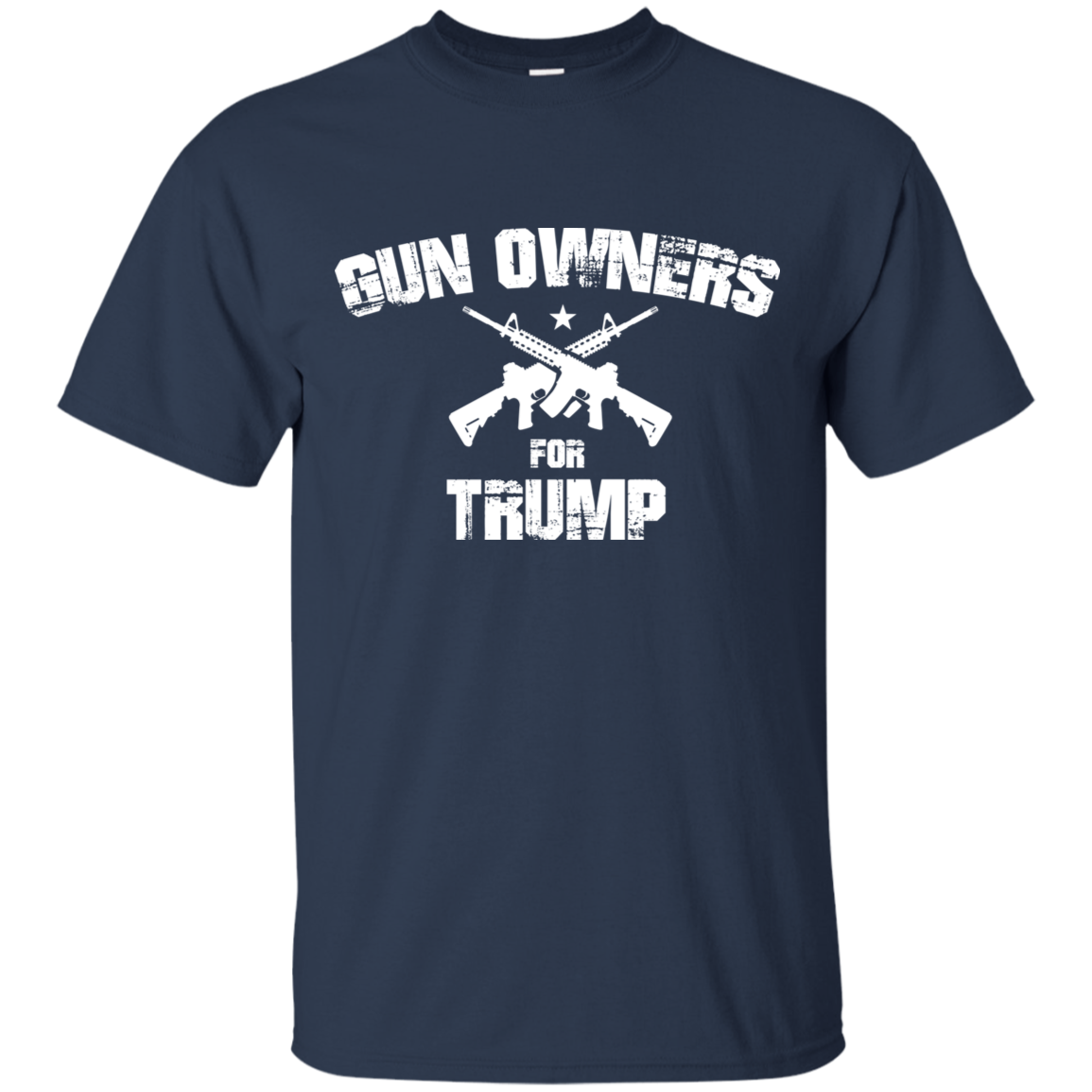 Gun Owners For Trump Tee