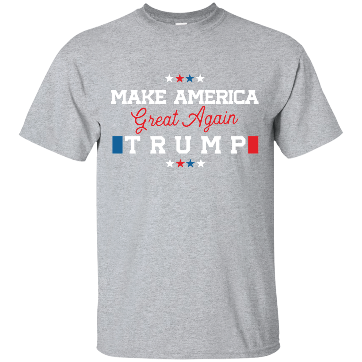 Trump Make America Great Again Tee