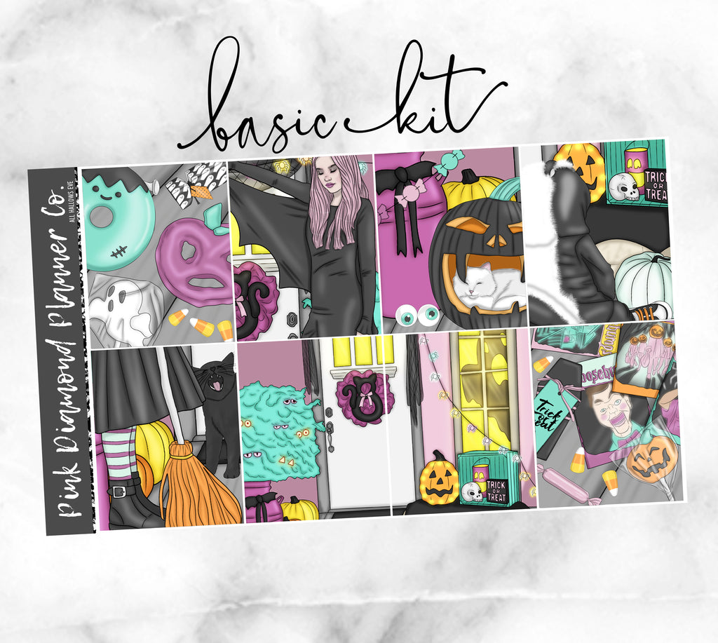 All Hallows Eve // Basic Kit