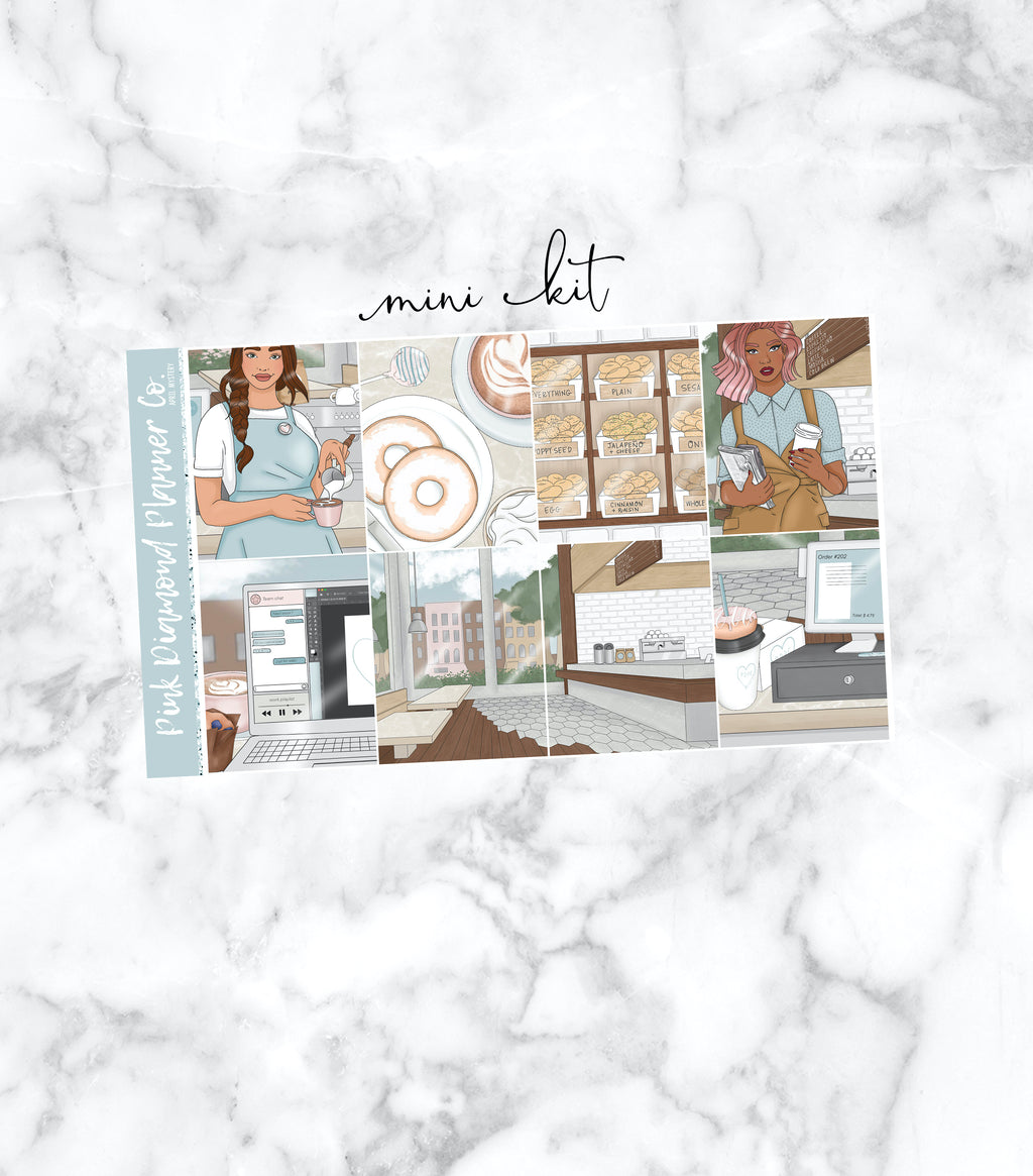 April Mystery // Mini Kit