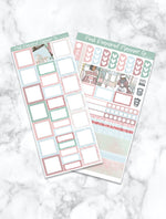 Candy Cane Lane // Hobonichi Kit