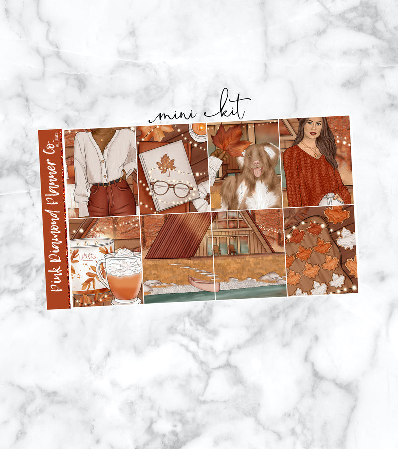 Fall Leaves // Mini Kit