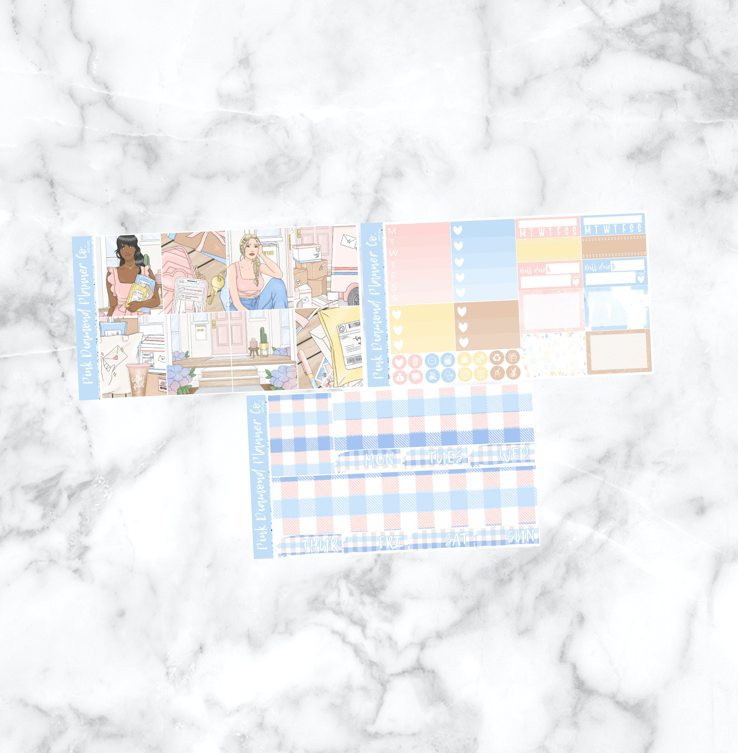Happy Mail // Basic Kit