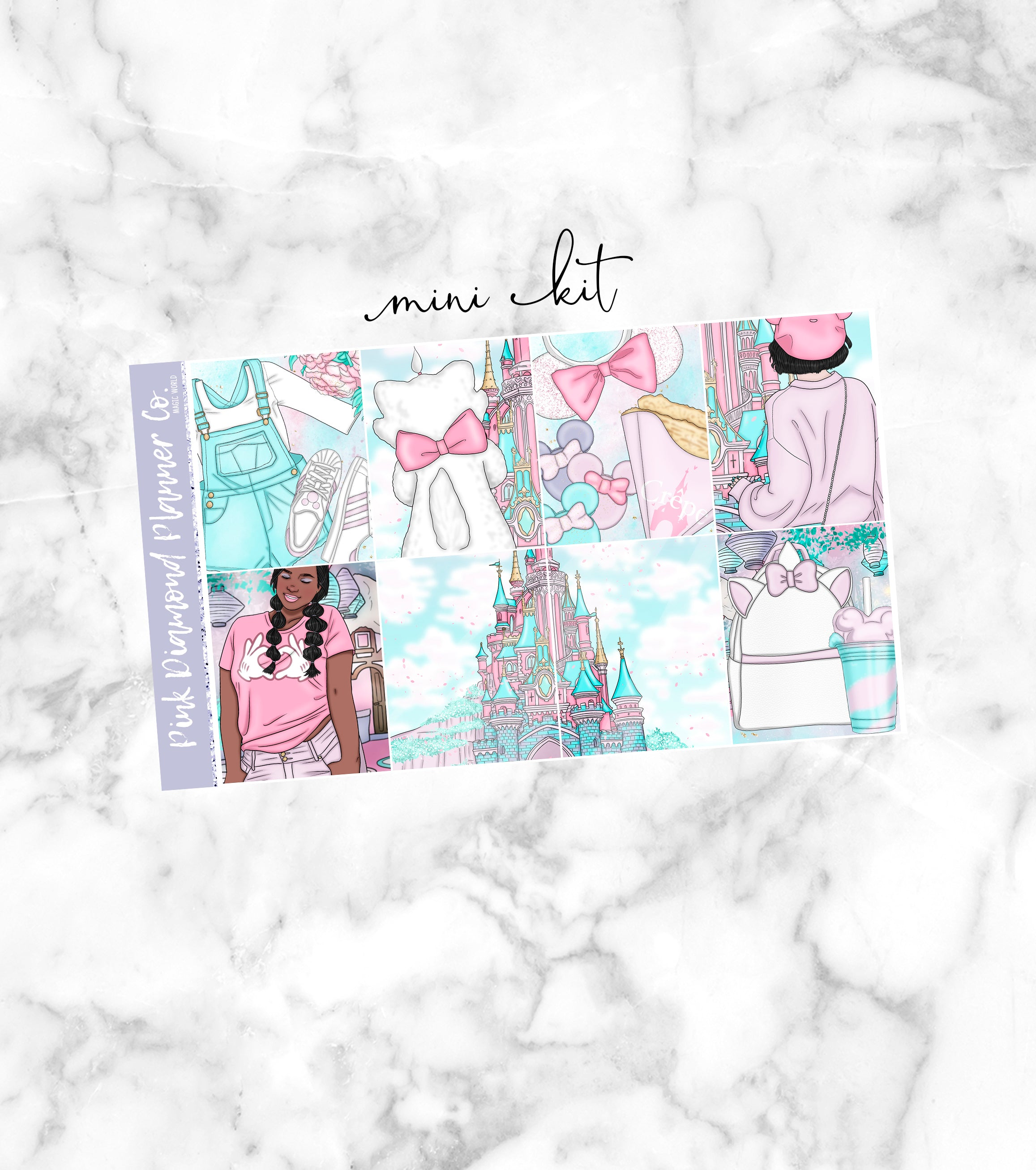 Magic World // Mini Kit