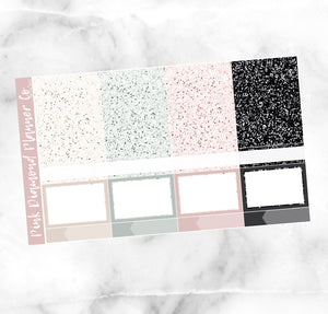 Practical Magic // Glitter Header Sampler
