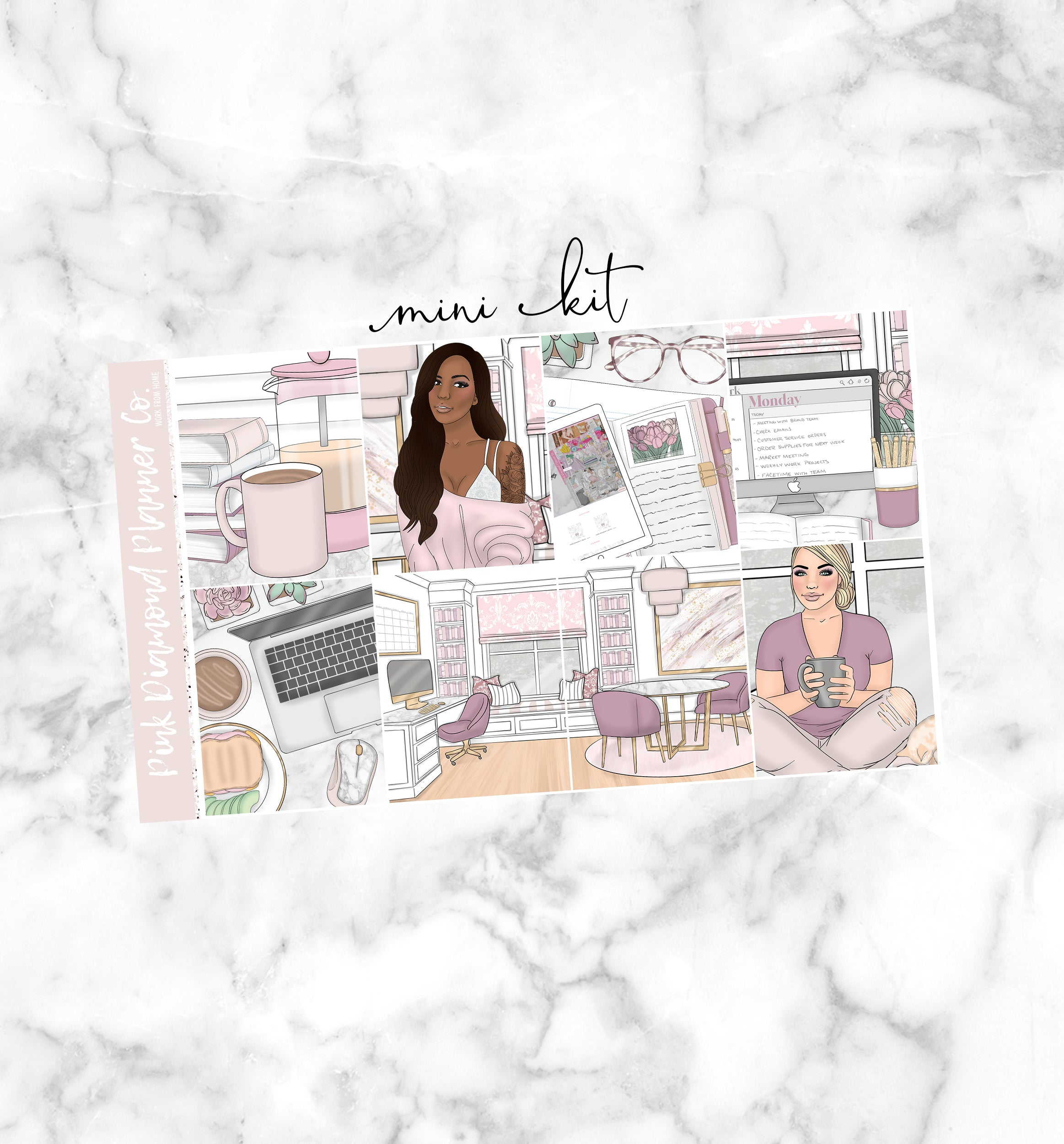 Work From Home // Mini Kit