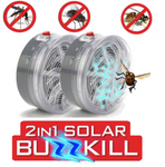 Insect Killer-UV Solar Repellent Lamp
