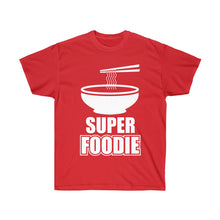 Load image into Gallery viewer, Foodie Cotton T-Shirt