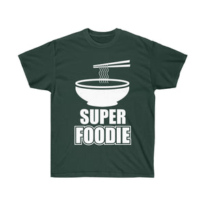 Foodie Cotton T-Shirt