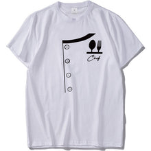Load image into Gallery viewer, Chef Jacket T-Shirt