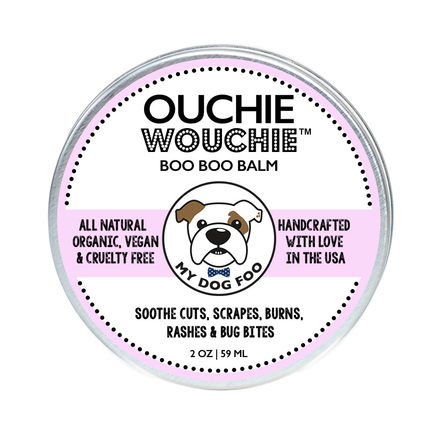 OUCHIE WOUCHIE BOO BOO BALM |  FULL SIZE