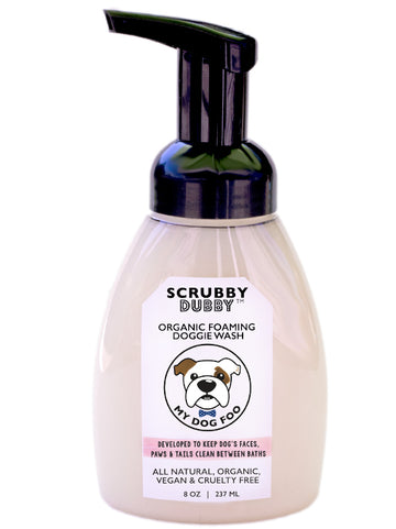 SCRUBBY DUBBY FOAMING WASH