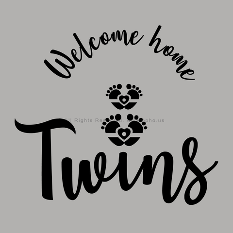 Welcome Home Twins Womens