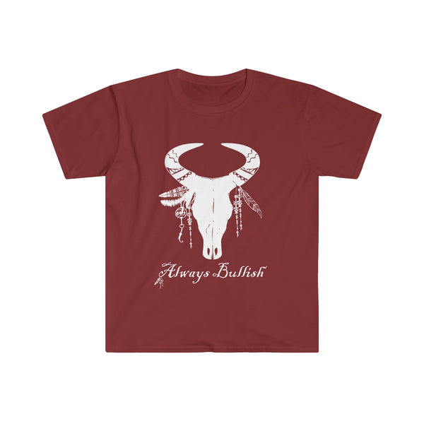 Always Bullish Men's Eurofit Short Sleeve T-Shirt