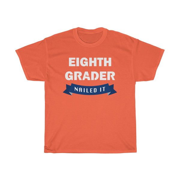 School Eighth Grade Unisex Classic Fit T-Shirt