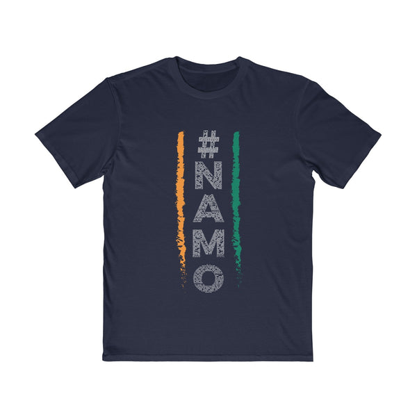 NaMo 1 Mens Semi Slim Fit T-Shirt Navy