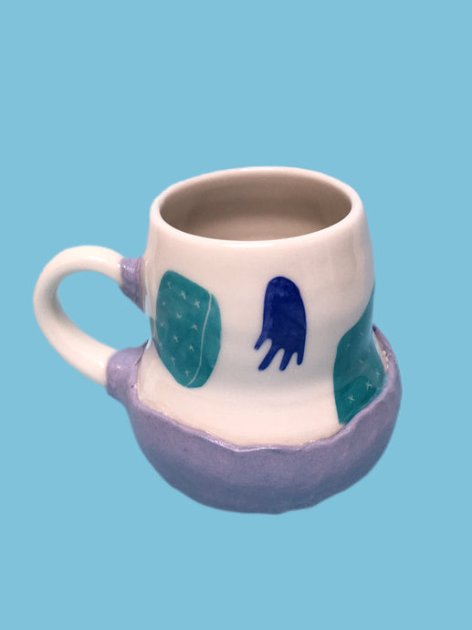 mattress dreams ceramic mug