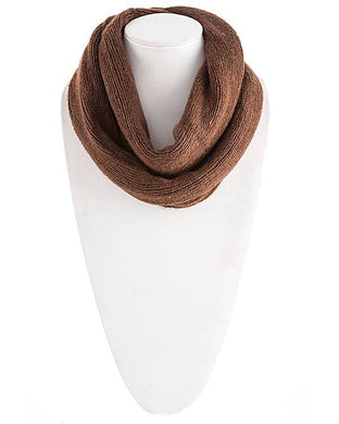 Solid Textured Scarf - comfy-cozy18
