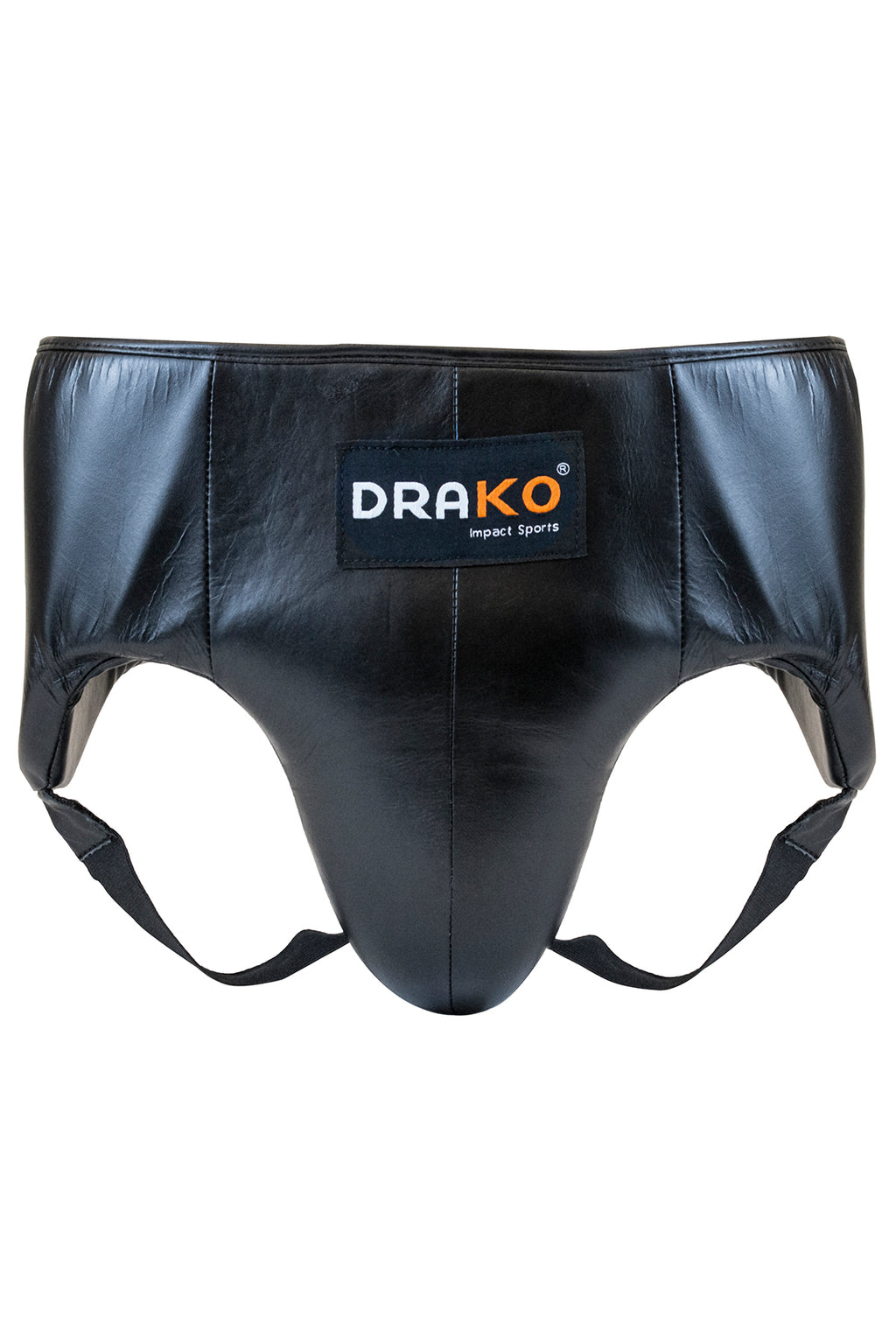 DRAKO BOXING LEATHER GROIN PROTECTOR