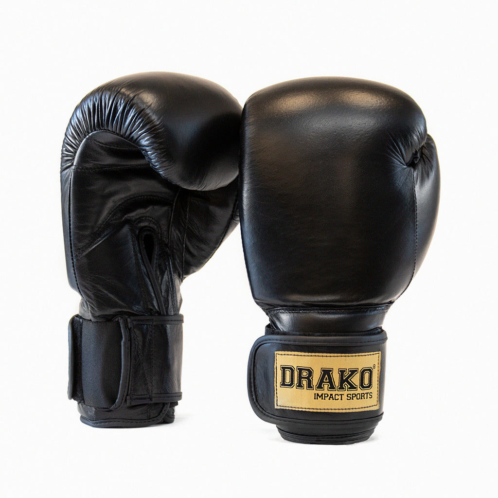DRAKO CLASSIC LEATHER BOXING GLOVE