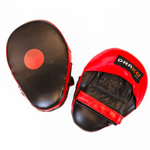DRAKO CURVED LEATHER FOCUS MITTS