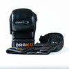 DRAKO MMA PRO AM LEATHER GLOVES