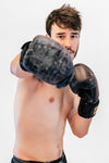 DRAKO OLD BOY LEATHER BOXING GLOVES