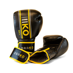 DRAKO POWER GEL SPARRING GLOVES