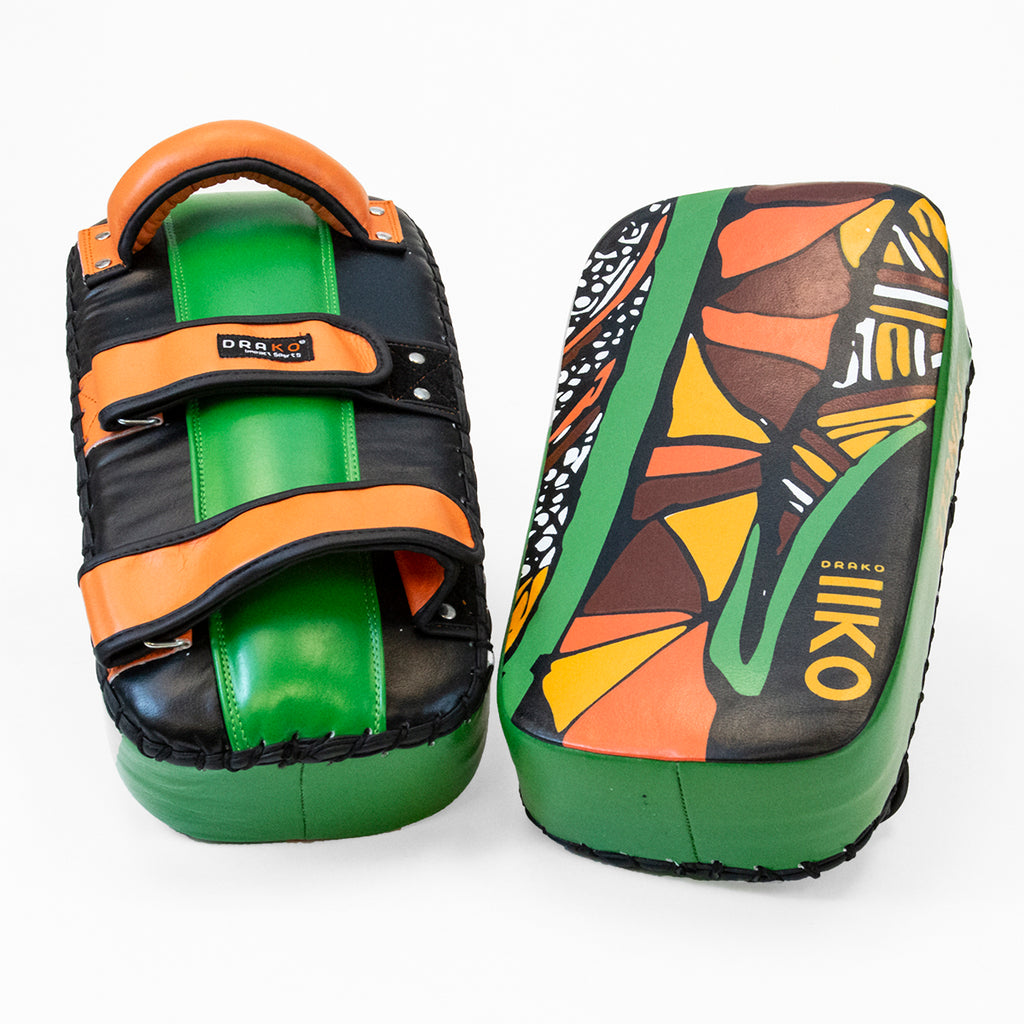 DRAKO URBAN JUNGLE THAI PADS (PR)