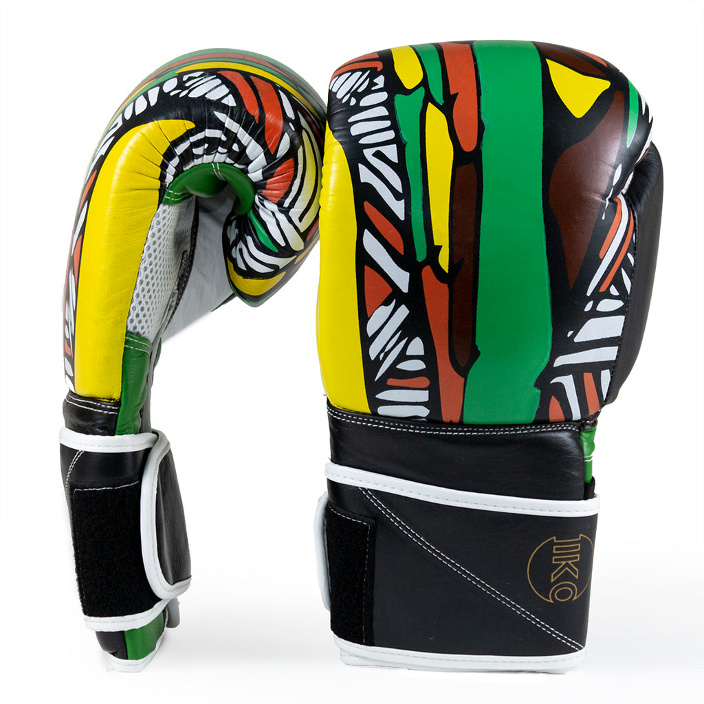 DRAKO JUNGLE BOXING GLOVES