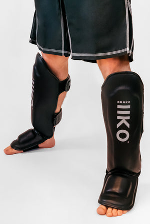 DRAKO 2KO ELITE LEATHER SHIN INSTEP R2
