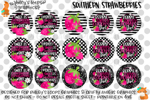 Southern Strawberries - SASS
