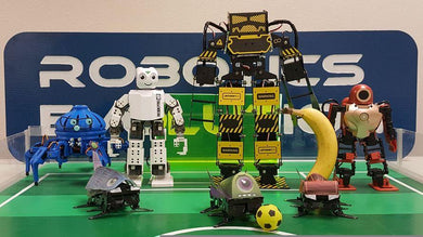 Robotics Camp - Session Six - July 22-26th