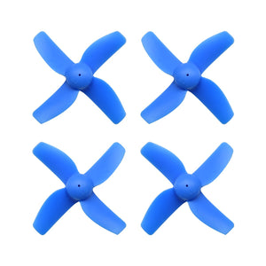 31mm 4 blade Micro-woop Propellers (0.8 mm Shaft)