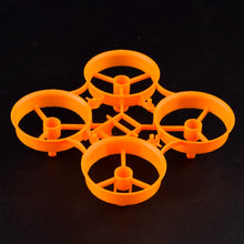 Load image into Gallery viewer, 65mm Micro Whoop Frame for 7x16mm Motors Version 4