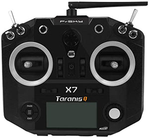 FrSky 2.4G ACCST Taranis Q X7 16 Channels Transmitter (Availible only in Black)