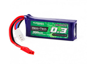 Turnigy Nano-Tech Plus 300mAh 2S 70C Lipo Pack