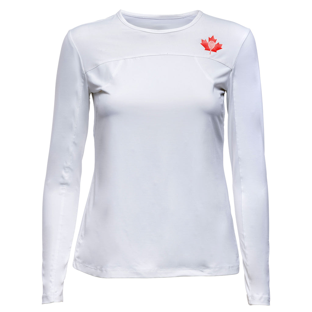 TC x FILA Women's Long Sleeve UPF 50+