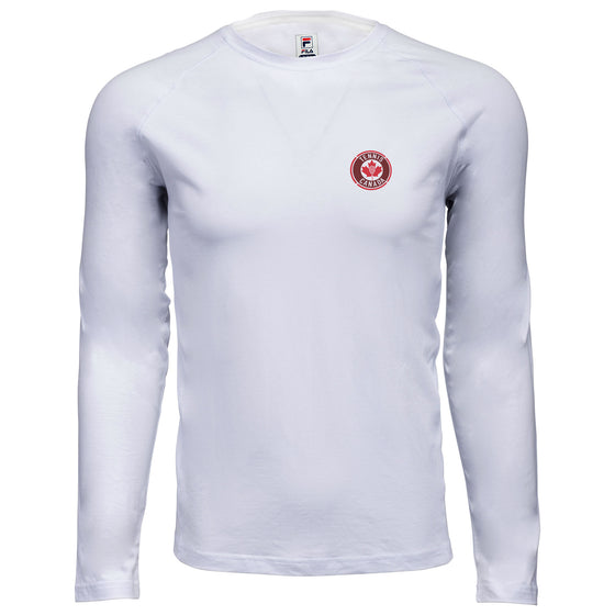 TC x FILA Men's Long Sleeve UPF 50+